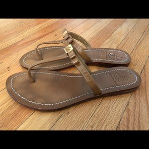 Tory Burch Leighanne Thong Sandal, approx 7